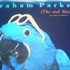 Discos de vinilo: GRAHAM PARKER,THE REAL MACAW DEL 83 PROMO. Lote 14880385