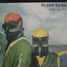 Discos de vinilo: BLACK SABBATH. NEVER SAY DIE. Lote 14902487