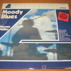 Discos de vinilo: THE MOODY BLUES - MOODY BLUES ESPECTACULAR - LP - TELEFUNKEN 1983 SPAIN / WERNER MULLER - N MINT. Lote 26019669