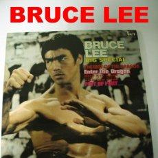 Discos de vinilo: BRUCE LEE ( LPS DOS DISCOS) CON TODAS LAS BANDAS SONORAS DE SUS FILMS EDICION CHINA MUY BUSCADO. Lote 24752052