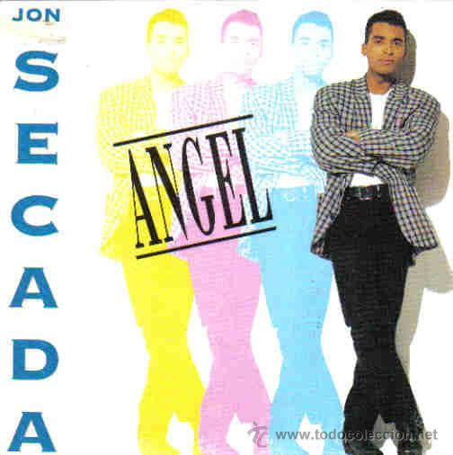 Discos de vinilo: JON SECADA-ANGEL SINGLE VINILO 1992 PROMOCIONAL SPAIN - Foto 1 - 14961448