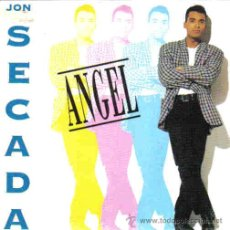 Discos de vinilo: JON SECADA-ANGEL SINGLE VINILO 1992 PROMOCIONAL SPAIN. Lote 14961448