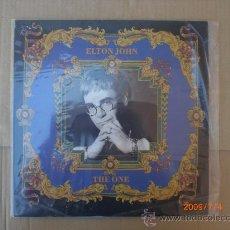 Discos de vinilo: ELTON JHON, THE ONE. Lote 14973666