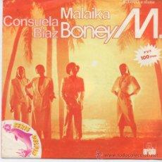 Discos de vinilo: BONEY M,MALAIKA DEL 81. Lote 14992994