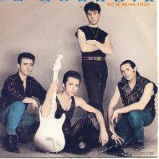 Discos de vinilo: LA GUARDIA SINGLE PROMO NO SE DONDE ESTOY 1991. Lote 15014495