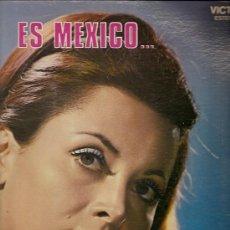 Discos de vinilo: MARIA DE LOURDES LP SELLO RCA VICTOR EDITADO EN MEXICO.. Lote 15030418
