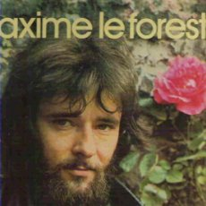 Discos de vinilo: MAXIME LE FORESTEIER *** LP POLYDOR FRANCIA EN CARPETA DOBLE. Lote 15034543
