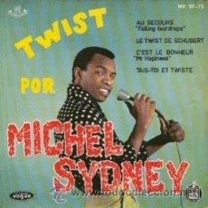 Discos de vinilo: MICHEL SYDNEY AÑO:1962 EP SELLO: HISPAVOX HV 27- 75 DISTRIBUIDO PARA: VOGUE. Lote 26115138