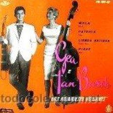 Discos de vinilo: LOS HOLANDESES VOLADORES AÑO 1960 GEA E JIAN BARTH. Lote 26328883