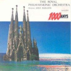 Discos de vinilo: THE ROYAL PHILHARMONIC ORCHESTRA-LA SANTA ESPINA/LLEVANTINA/EL CANT DELS OCELLS/L'EMIGRANT + 2. Lote 15041587