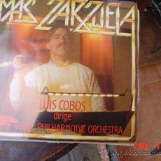 Discos de vinilo: LUIS COBOS. Lote 27090865