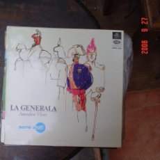 Discos de vinilo: LA GENERALA. Lote 15048263