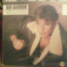 Discos de vinilo: DEN HARROW ---- OVERPOWER. Lote 15056908