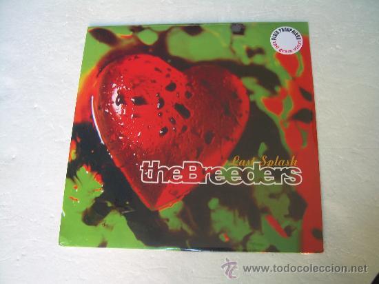 LP THE BREEDERS LAST SPLASH PIXIES VINILO (Música - Discos - LP Vinilo - Pop - Rock Extranjero de los 90 a la actualidad)