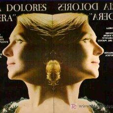 Discos de vinilo: EXITOS DE MARIA DOLORES PRADERA ***ZAFIRO LP 1967 EN CARPETA DOBLE. Lote 18270071