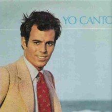Discos de vinilo: JULIO IGLESIAS - LA VIDA SIGUE IGUAL *** COLUMBIA LP 1969. Lote 15060466