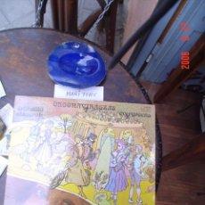 Discos de vinilo: ORGONAVJRAGZAS. Lote 24851992