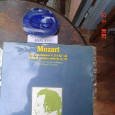 Discos de vinilo: MOZART. Lote 26790619