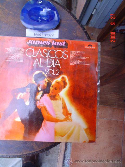 CLASICOS AL DIA (Música - Discos - LP Vinilo - Clásica, Ópera, Zarzuela y Marchas)