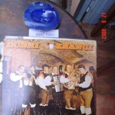 Discos de vinilo: DOBRI ZNANCI. Lote 26143770