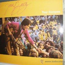 Discos de vinilo: JOAN BAEZ LP TOUR EUROPEA ED. PLANETA SPAIN MINT. Lote 27371765