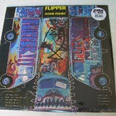 Discos de vinilo: LP FLIPPER GONE FISHIN´ 180 G PUNK VINILO. Lote 262379580