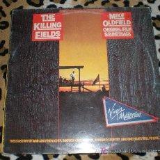 Discos de vinilo: MIKE OLDFIELD – THE KILLING FIELDS ORIGINAL FILM SOUNDTRACK. Lote 15083838