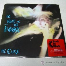 Discos de vinilo: LP THE CURE THE HEAD ON THE DOOR 180 G VINILO. Lote 158530548