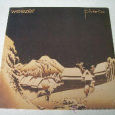 Discos de vinilo: LP WEEZER PINKERTON PIXIES VINILO. Lote 53336040