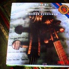 Discos de vinilo: YO-YO MA. Lote 26972412
