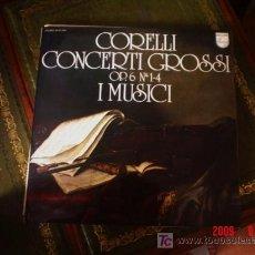 Discos de vinilo: ARCANGELO CORELLI. Lote 26063846