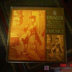 Discos de vinilo: VIVALDI. Lote 27254214