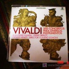 Discos de vinilo: VIVALDI , CLAUDIO SCIMONE. Lote 27348257