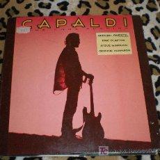 Discos de vinilo: JIM CAPALDI – SOME COME RUNNING. Lote 15106124
