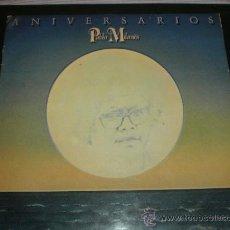 Discos de vinilo: PABLO MILANES LP.ANIVERSARIOS.. Lote 27346654