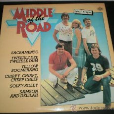 Discos de vinilo: MIDDLE OF THE ROAD SINGLE MAXI XINGLE. Lote 27617392