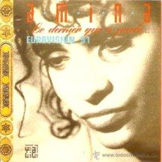 Discos de vinilo: AMINA FESTIVAL DE EUROVISION AÑO 1991 SINGLE PHILIPS. Lote 15124129