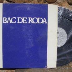 Discos de vinilo: RAFEL SUBIRACHS: BAC DE RODA, LP 1977 ARIOLA 28103.I IMPECABLE, COMO NUEVO. Lote 15133180