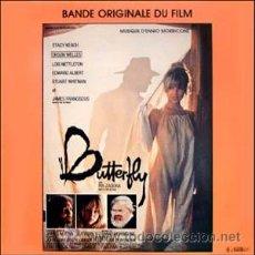Discos de vinilo: BUTTERFLY -LA MARCA DE LA MARIPOSA- DISCO LP BANDA SONORA MUSICA ENNIO MORRICONE. Lote 15136375