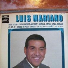 Discos de vinilo: LUIS MARIANO 1969. Lote 27000615