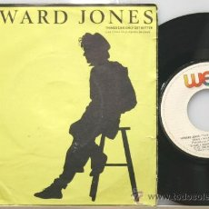 Discos de vinilo: HOWARD JONES THINGS CAN ONLY GET BETTER-WHY LOOK FOR THE KEY SINGLE1985. Lote 15153968