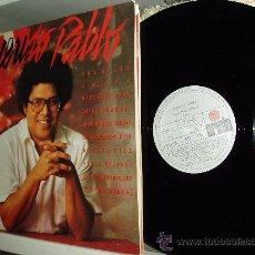 Discos de vinilo: PABLO MILANES 2LP CON VARIOS ARTISTAS SPAIN FOLK. Lote 27392532