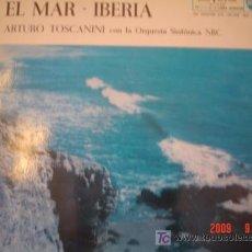 Discos de vinilo: ARTURO TOSCANI. Lote 27577364