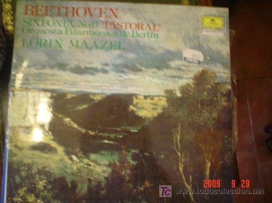 BEETHOVEN (Música - Discos - LP Vinilo - Orquestas)