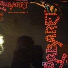 Discos de vinilo: CABARET. Lote 25866903
