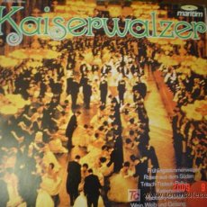 Discos de vinilo: KAISERWALZER. Lote 26790441