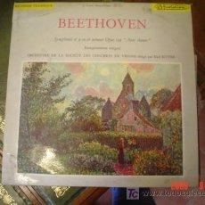 Discos de vinilo: BEETHOVEN. Lote 27326078