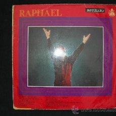 Discos de vinilo: LP RAPHAEL // AÑO 1967 . Lote 24779445
