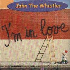 Discos de vinilo: JOHN THE WHISTLER - I'M IN LOVE - LP 2000. Lote 15192650
