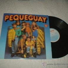 Discos de vinilo: LP PEQUEGUAY. Lote 15204918